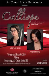 Calliope-Poster